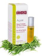 Herbs of Kedem Agam toitev seerum silmadele ja huultele 10 ml