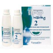 FarmaVita Professional Life Waving 2 - Juukse keemiline bio-püsilokivedelik (2x110 ml)
