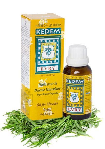 Herbs of Kedem Evry kehaõli lihasvalude vastu 30 ml