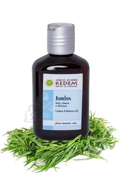 Herbs of Kedem Jordan rahustav õli kehale 150 ml