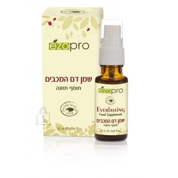Herbs of Kedem Everlasting õlglilleõli baasil aroomiõlide segu, mis taastab kudesid 20 ml
