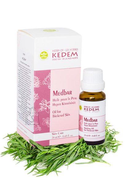 Herbs of Kedem Medbar õli psoriaasi, herpese ja atoopilise dermatiidi ravimiseks 20 ml