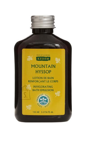 Herbs of Kedem Mountain Нyssop emulsioon immuunsüsteemi tugevdamiseks 140 ml