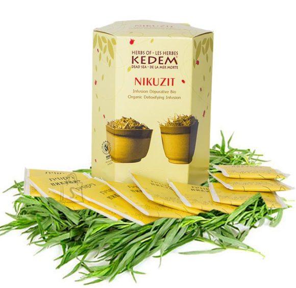 Herbs of Kedem Nikuzit organismi mürkidest ja jääkainetest puhastav taimesegu