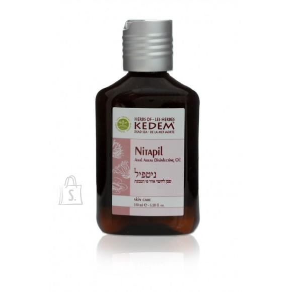 Herbs of Kedem Nitapil õli helmintide vastu 150 ml