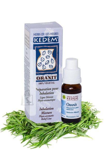 Herbs of Kedem Oranit inhalatsioonisegu põskkoopa- ja bronhipõletiku raviks 10 ml