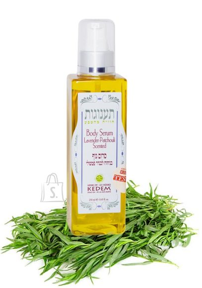 Herbs of Kedem Taanugot õli-seerum kehale (lavendel) 250 ml