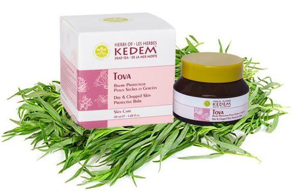 Herbs of Kedem Tova salv kuivale ketendavale nahale (nahka kaitsev salv) 50 ml