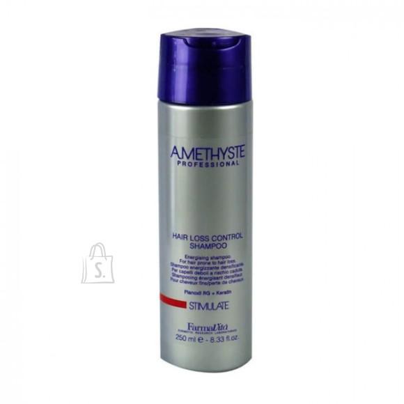 FarmaVita AMETHYSTE professionaalne šampoon juuste väljalangemise vastu