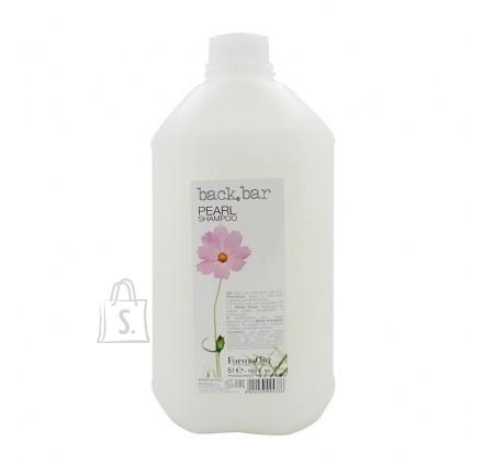 FarmaVita BACK BAR Pearl pH 5.5 juuksešampoon 5L. Suurepärane juuste ravimiseks.