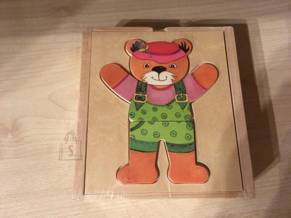 """Karu """"Aastaajad"""". Õpetab lastele aastaaegu ja riideesemeid."""