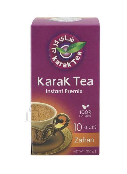 Karak tee. Zafran