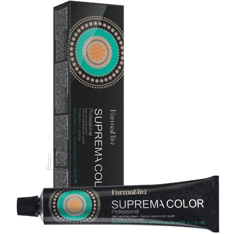 FarmaVita Juuste värvimiseks komplekt: värv+vesinikemulsioon+pintsel+kauss