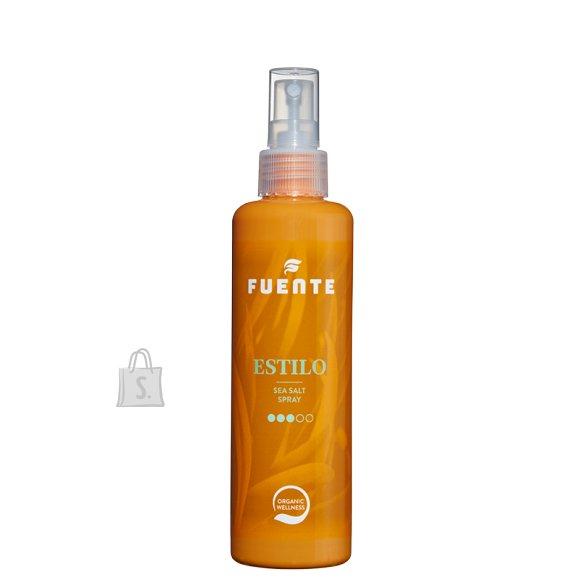 """Fuente FUENTE """"ESTILO"""". Sprei, mis taastab juukse struktuuri ja annab juustele mahtu 200ml"""