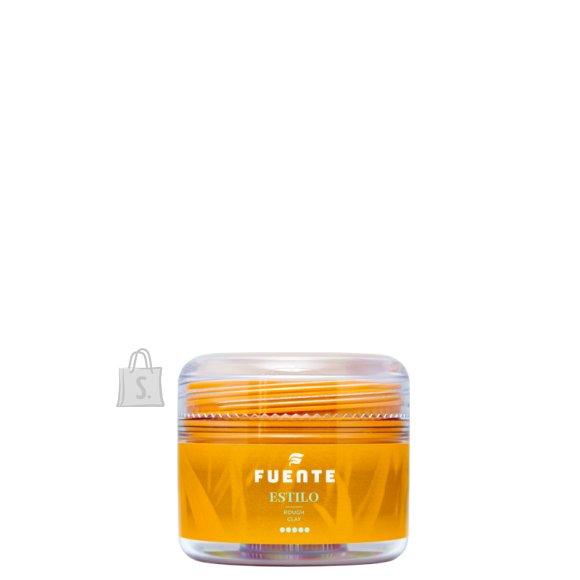 """Fuente FUENTE """"ESTILO"""". Tugevalt fikseeriv savikreem, mis annab juustele mati efekti 75ml"""
