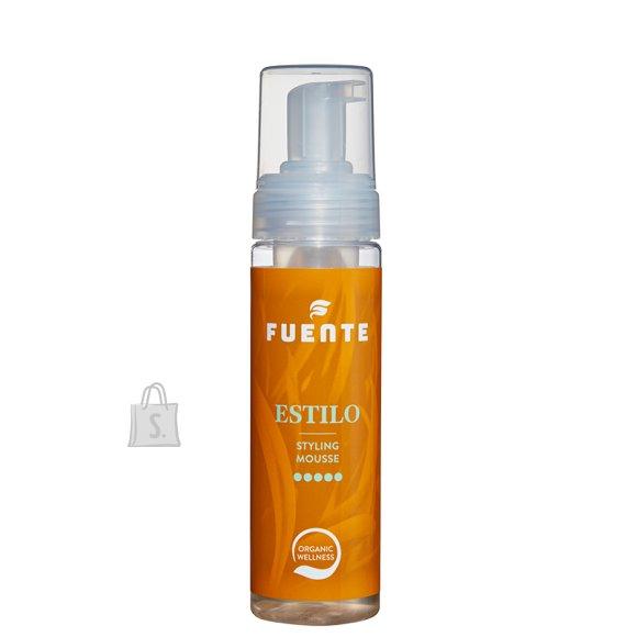 "Fuente FUENTE ""ESTILO"". Soengut fikseeriv tugevtoimega juuksevaht 200ml"