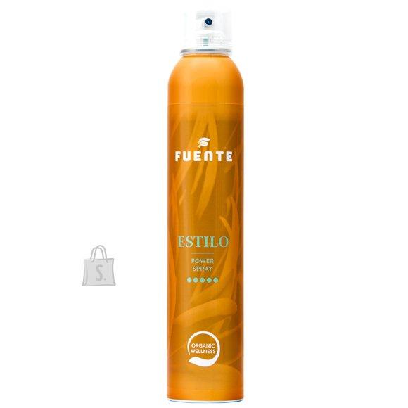 """Fuente FUENTE """"ESTILO"""". Tugev juukselakk tugevaks ja kauakestvaks fikseerimiseks 300ml"""