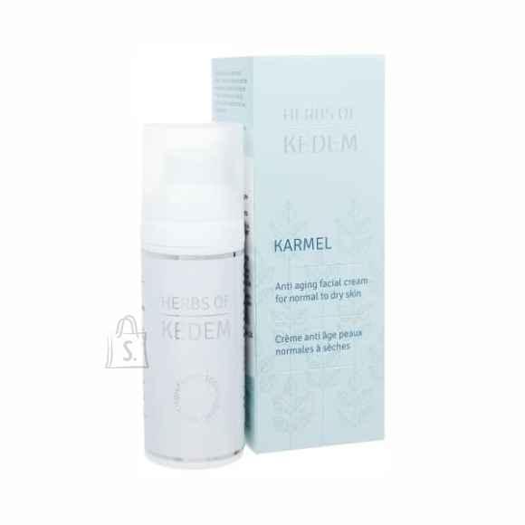 Herbs of Kedem Karmel vananemisvastane näokreem 50 ml