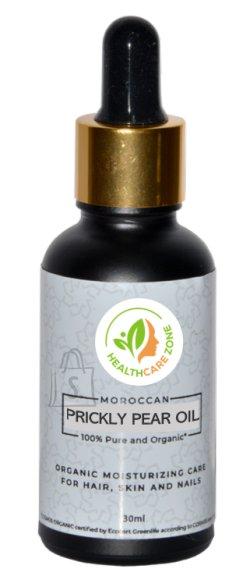 100% puhas & sertifitseeritud Maroko OPUNTIA ÕLI - 30ml