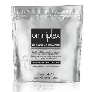 FarmaVita OMNIPLEX blondeerimispulber 2-in-1 sinine 500g