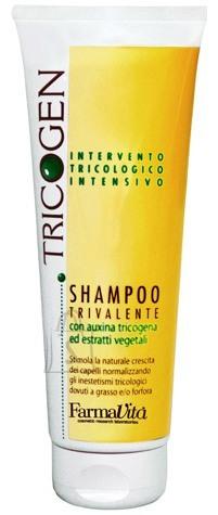 FarmaVita Kolmevalentne šampoon Farmavita Tricogen Shampoo 250ml