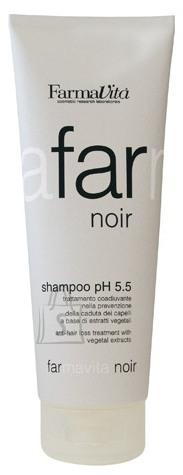 FarmaVita FarmaVita Noir spetsiaalne juukseśampoon väljalangemise vastu meestele 250ml