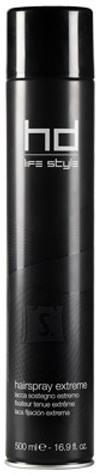 FarmaVita HD - Life Style Hairspray Extreme - Tugeva fikseerimisega juukselakk 500ml