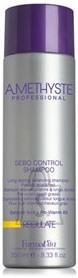 FarmaVita Amethyste Regulate Sebo Control Shampoo - Pikatoimeline tasakaalustav šampoon rasusele peanahale ja juustele 250ml
