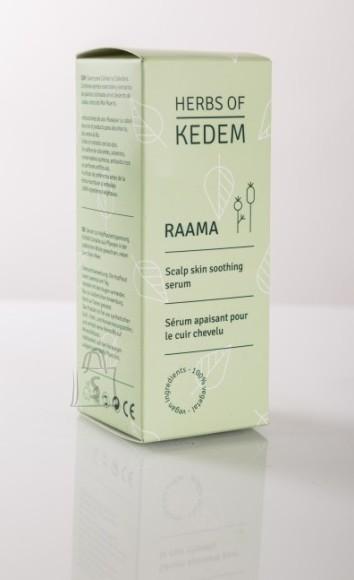 Herbs of Kedem Raama juuste struktuuri taastav õli 125 ml