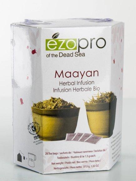 Herbs of Kedem Maayan tee Crohni tõve ja koliidi raviks