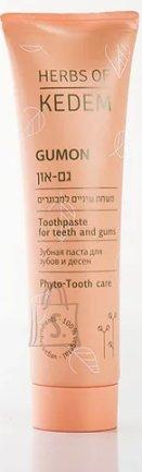 Herbs of Kedem Looduslik hambapasta tundlikele hammastele ja igemetele – Gumon 100ml