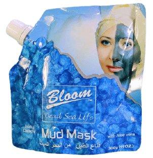 Bloom Bloom Muda mask näole, kehale ja juustele Surnumere mineraalidega, 300g