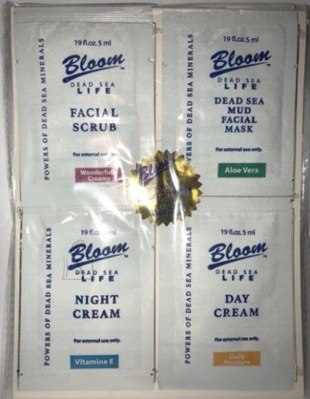 Bloom Bloom Näohoolduskomplekt