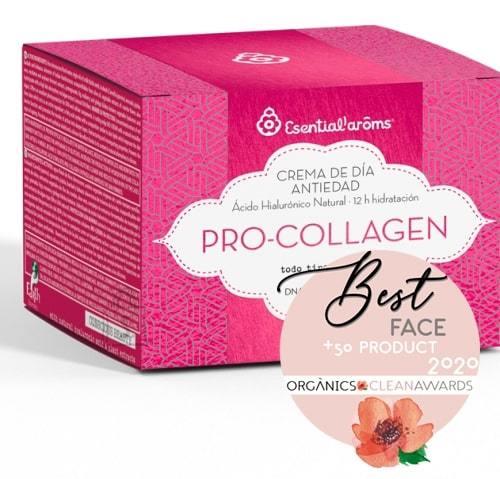 EsentialÀroms Vananemistvastane päevakreem Pro-collagen, 50ml