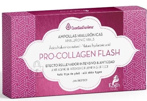 EsentialÀroms Hüaluroonhappega ampullid Pro-Collagen Flash, 7x15ml