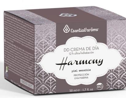 EsentialÀroms DD päevakreem tundlikule nahale Harmony, 50ml