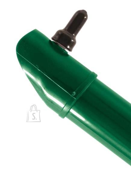 Kaldtugi IDEAL H2500mm; 38/1,25mm; Zn+PVC (roheline)