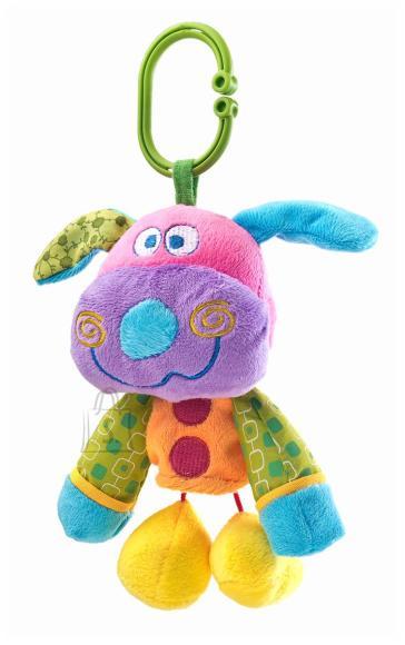 Sensillo riputatav mänguasi Koer, muusikaga