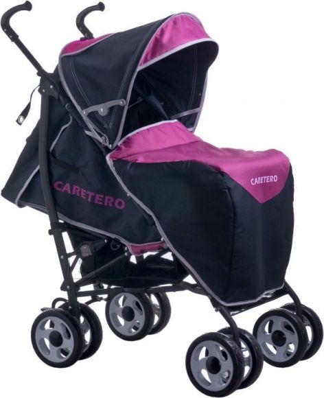 Caretero jalutuskäru Spacer Deluxe