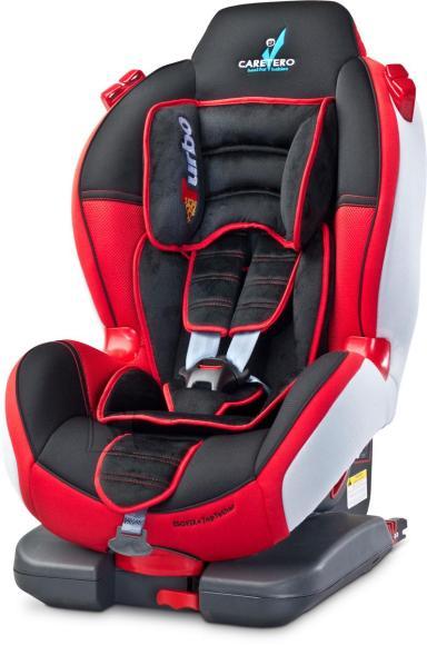 Caretero turvatool Sport TurboFix (lapsele 9-36 kg)