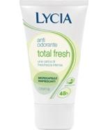 Lycia Total Fresh kreemdeodorant
