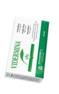 Vidermina CLX 0,2% kloorheksediiniga tupepesu monodoosid, antibakteriaalsed