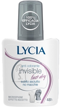 Lycia Invisible pihustiga higilõhna neutraliseerija 3tk x 75ml