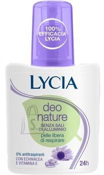 Lycia Deo Nature pihustiga deodorant higilõhna neutraliseerija