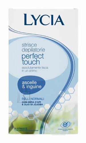 Lycia Perfect Touch depilatsiooniplaastrid õrnadele piirkondadele 20 tk