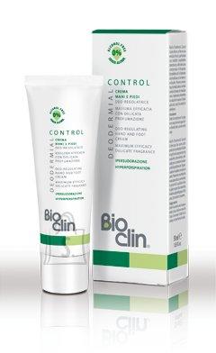 BioClin Control tugev higistamine, kreem kätele/jalgadele 50ml