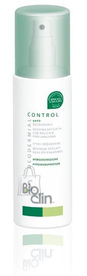 BioClin Deo Control tugev higistamine, perspirant pihustiga 100ml