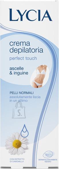 Lycia Perfect Touch depilatsioonikreem kaenlaalustele ja bikiinipiirkonnale 100 ml
