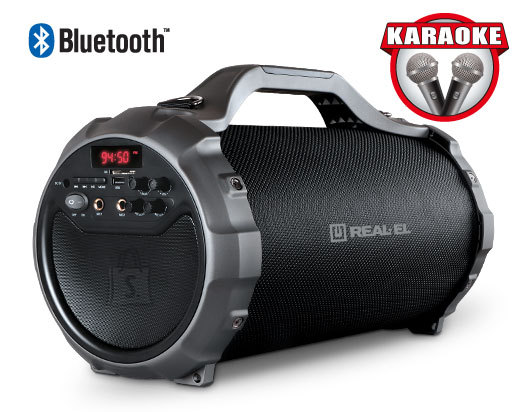 REAL-EL X-750 kompaktne kaasaskantav kõlar
