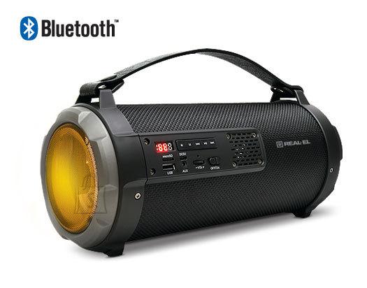 REAL-EL X-720 kaasaskantav kõlar
